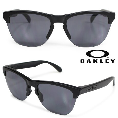 オークリー サングラス Oakley Frogskins lite フロッグスキン ライト US FIT メンズ レディース ブラック OO9374-01 [6/8 新入荷]