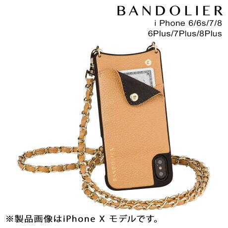 BANDOLIER バンドリヤー iPhone8 iPhone7 7Plus 6s ケース スマホ アイフォン プラス LUCY GOLDENROD メンズ レディース [9/19 新入荷]