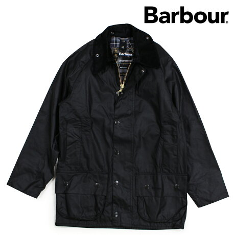 Barbour バブアー ジャケット ワックス メンズ ビューフォート BEAUFORT JACKET ブラック MWX0017 [予約商品 9/28頃入荷予定 新入荷]