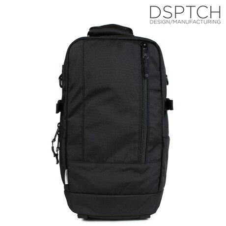 ディスパッチ DSPTCH バッグ リュック バックパック DAYPACK 22L メンズ レディース ブラック PCK-DP [10/9 新入荷]