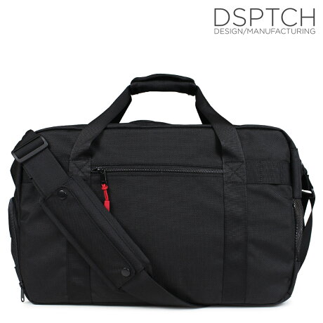 ディスパッチ DSPTCH バッグ ジムバッグ メンズ レディース GYM WORK BAG 23L ブラック PCK-GW [10/9 新入荷]