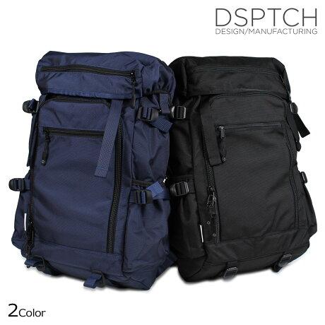 ディスパッチ DSPTCH バッグ リュック バックパック RUCKPACK 25L メンズ レディース ブラック ネイビー PCK-RP [10/9 新入荷]