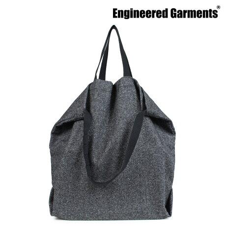 エンジニアドガーメンツ ENGINEERED GARMENTS バッグ メンズ レディース トートバッグ ショルダー CARRY ALL TOTE W STRAP グレー [10/4 新入荷]