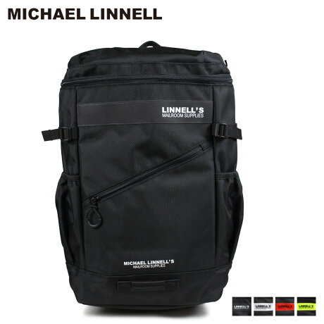 マイケルリンネル MICHAEL LINNELL リュック バッグ 32L メンズ レディース バックパック BOX BACKPACK ML-020 [10/19 新入荷]