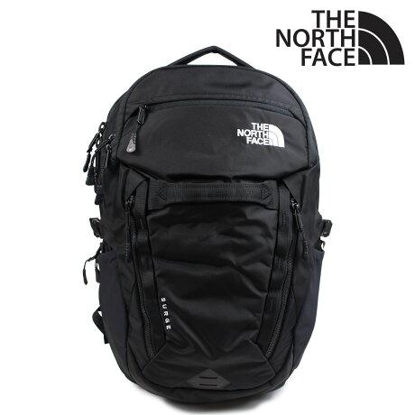 ザノースフェイス THE NORTH FACE リュック メンズ バックパック SURGE T93ETVJK3 ブラック [9/18 新入荷]
