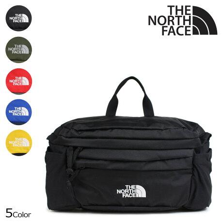 ザノースフェイス THE NORTH FACE ウエストポーチ ウエストバック ヒップバッグ メンズ レディース SPINA NM71800 [10/4 新入荷]