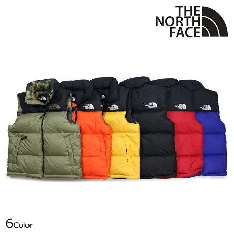 THE NORTH FACE ノースフェイス ベスト ヌプシ ダウンベスト メンズ MENS 1996 RETRO NUPTSE VEST NF0A3JQQ [10/10 新入荷]