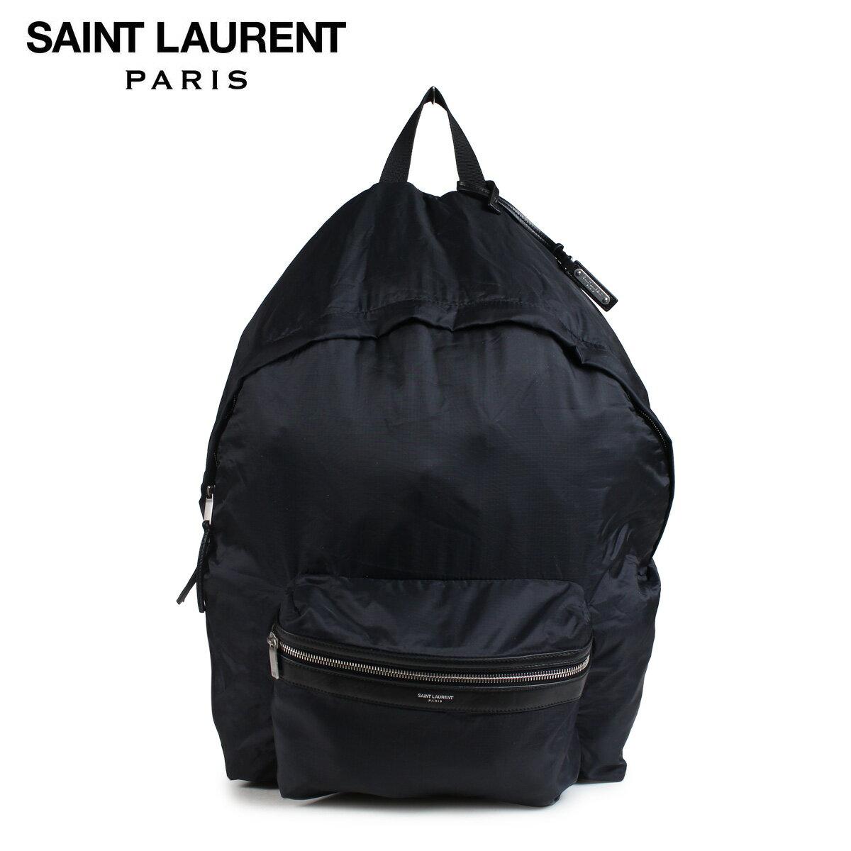男女兼用バッグ, バックパック・リュック SAINT LAURENT PARIS DOUBLE TOP ZIP BACKPACK 524903 9RP1E