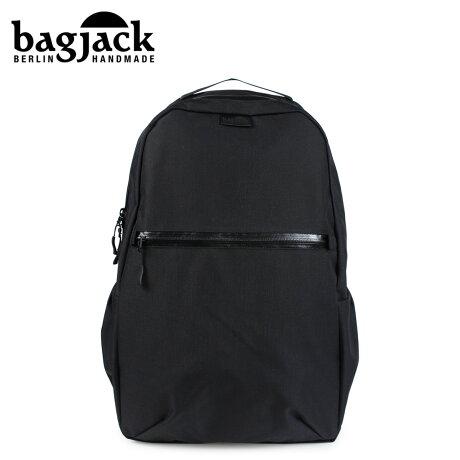 bagjack バッグジャック リュック バックパック メンズ レディース 18L SLW DAYPACK ブラック [予約 1/22 再入荷予定]