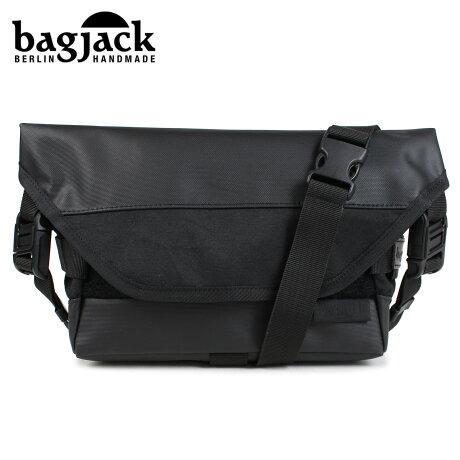 bagjack バッグジャック メッセンジャーバッグ ショルダーバッグ メンズ レディース NEXT LEVEL SPUTNIK ブラック [予約 1/22 再入荷予定]