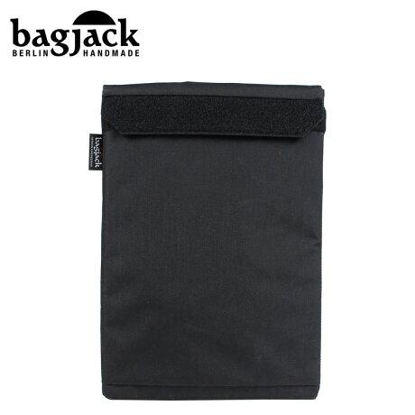 bagjack バッグジャック PCケース PCバッグ パソコンケース メンズ レディース NEXT LEVEL STEALTH TEC LAPTOP COVER BCK ブラック [予約 1/22 再入荷予定]