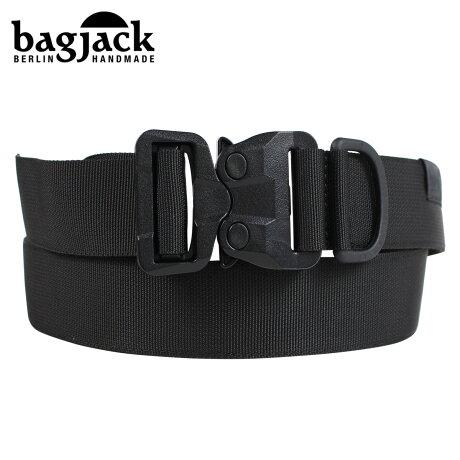 bagjack バッグジャック ベルト コブラ バックル メンズ COBLA BELT NEXT LEVEL NXL GT BLACK ブラック 黒 [予約 1/22 再入荷予定]