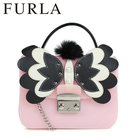 FURLA フルラ バッグ ショルダーバッグ レディース CANDY MELITA SHOULDER BAG ピンク 969916
