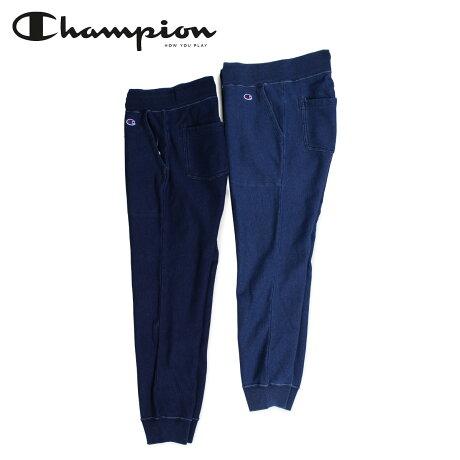 チャンピオン Champion スウェットパンツ リバースウィーブ メンズ REVERSE WEAVE SWEAPANT ネイビー ブルー C3-M202