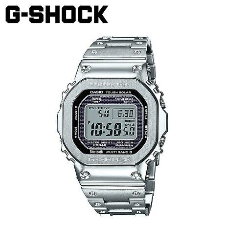 カシオ CASIO G-SHOCK 腕時計 GMW-B5000D-1JF ORIGIN 35周年 メンズ レディース シルバー[9/20 再入荷]