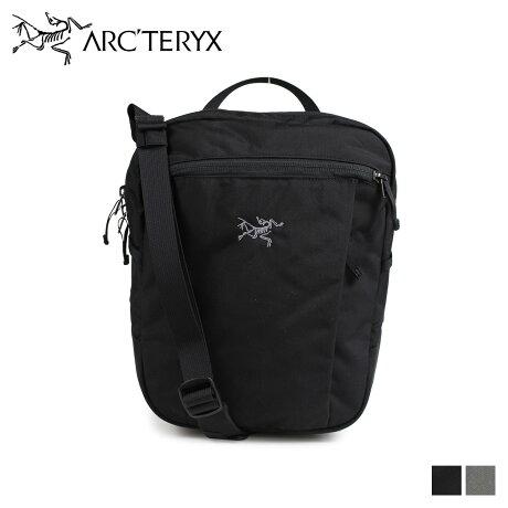 ARCTERYX アークテリクス バッグ ショルダーバッグ メンズ レディース 4L SLINGBLADE 4 SHOULDERBAG ブラック 黒 17173