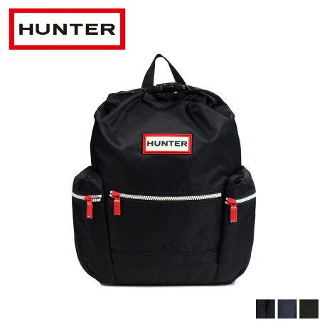 ハンター HUNTER リュック バッグ バックパック レディース メンズ ORIGINAL NYLON MINI BACKPACK ブラック ネイビー ダークオリーブ UBB6018ACD [予約 2/28 追加入荷予定]