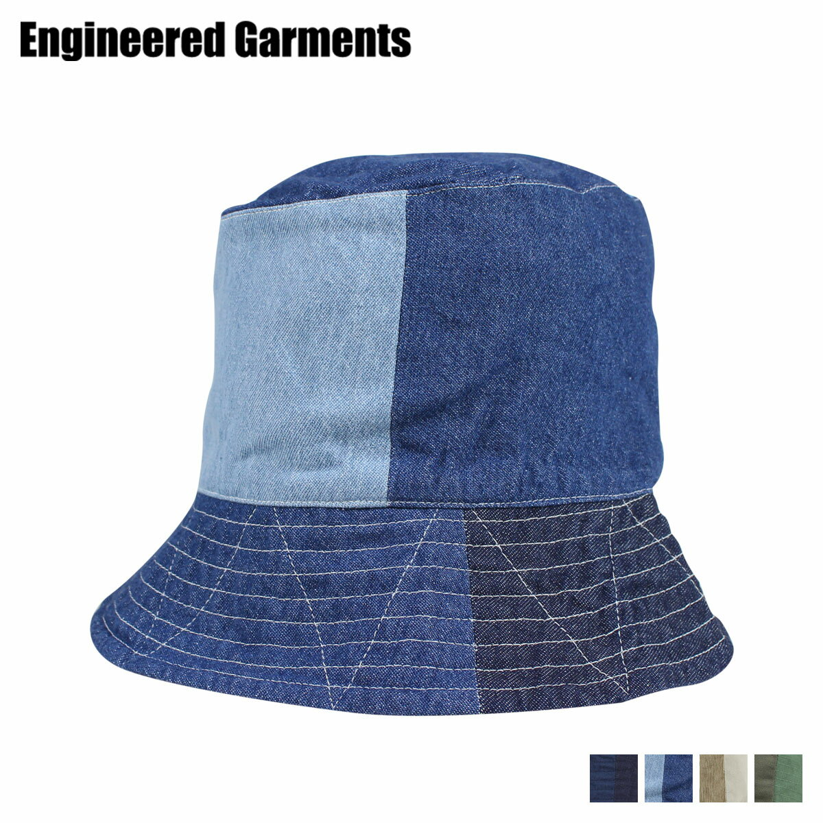 メンズ帽子, ハット ENGINEERED GARMENTS BUCKET HAT 19SH003