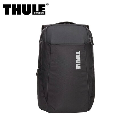 THULE スーリー リュック バッグ バックパック アクセント メンズ レディース 23L ACCENT BACKPACK ブラック 黒 3203623 [予約 3月中旬 追加入荷予定]