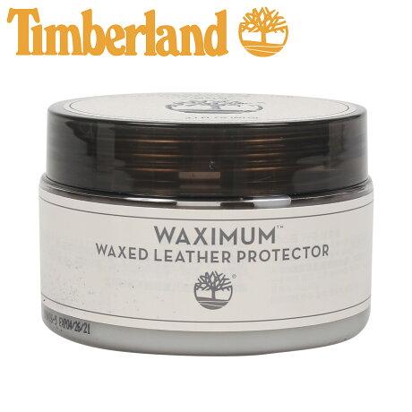 ティンバーランド Timberland ワックス 靴 シューケア ケア用品 ケア 靴磨き 革 60g ワキシマム ワックス レザープロテクター WAXIMUM A1BSM [8/30 新入荷]