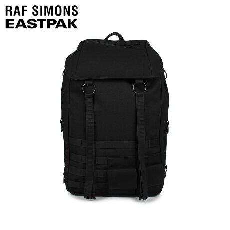 ラフ シモンズ RAF SIMONS イーストパック EASTPAK リュック バッグ バックパック トップロード メンズ レディース 42.5L TOPLOAD L LOOP コラボ ブラック 黒 EK93E [10/7 新入荷]
