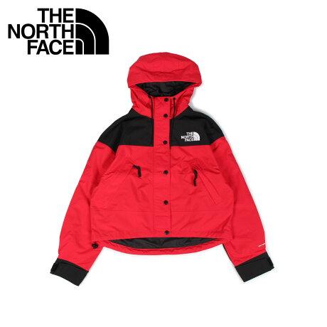 ノースフェイス THE NORTH FACE ジャケット マウンテンジャケット レディース WOMENS REIGN ON JACKET レッド NF0A3XDC [10/16 新入荷]