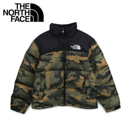 ノースフェイス THE NORTH FACE ジャケット ダウンジャケット ヌプシ メンズ MENS 1996 RETRO NUPTSE JACKET 迷彩 カモ T93C8D [10/17 新入荷]