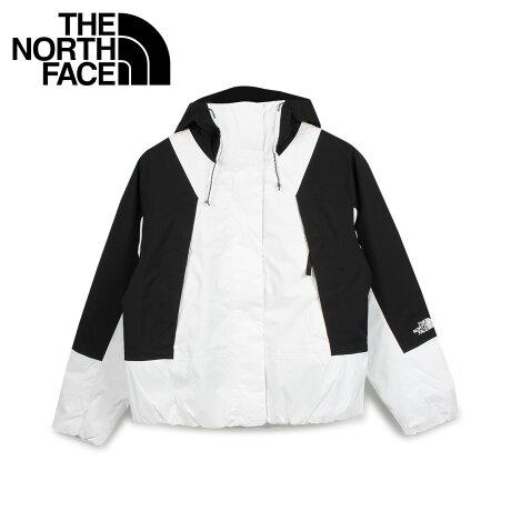 ノースフェイス THE NORTH FACE ジャケット マウンテンジャケット レディース WOMENS MOUNTAIN LIGHT DRYVENT JACKET ホワイト 白 T93Y12 [10/18 新入荷]