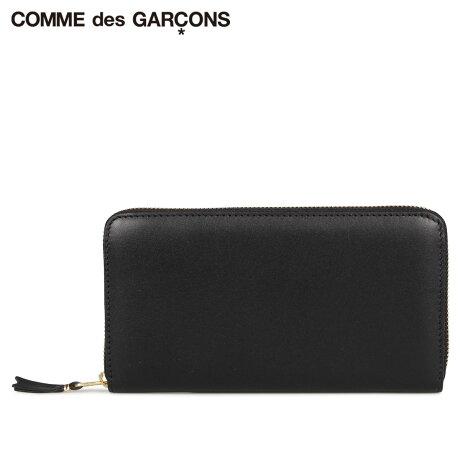 コムデギャルソン COMME des GARCONS 財布 長財布 メンズ レディース ラウンドファスナー 本革 CLASSIC WALLET ブラック 黒 SA0111 [予約商品 10/10頃入荷予定 新入荷]