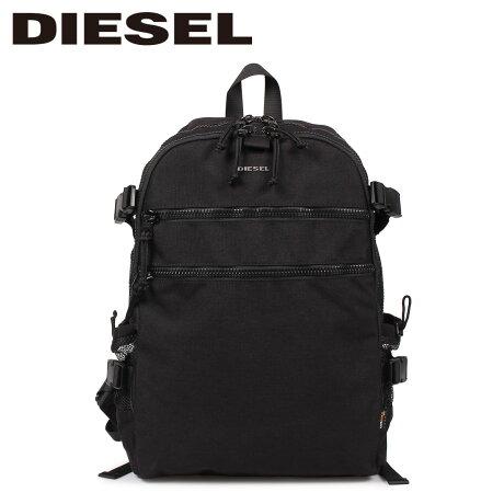ディーゼル DIESEL バッグ リュック バックパック メンズ F-URBHANITY BACK ブラック 黒 X05119 P1516 [9/12 新入荷]