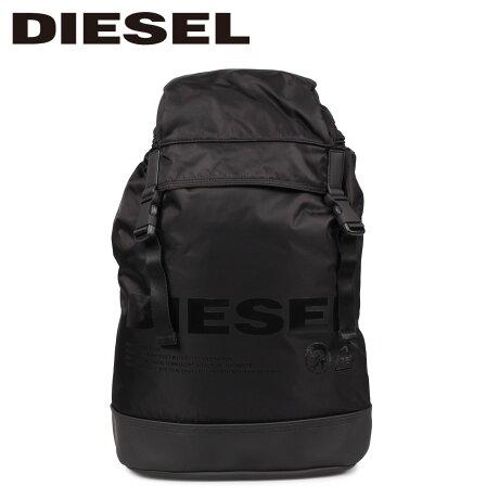 ディーゼル DIESEL バッグ リュック バックパック メンズ F-SUSE BACK ブラック 黒 X06091 P2249 [9/12 新入荷]