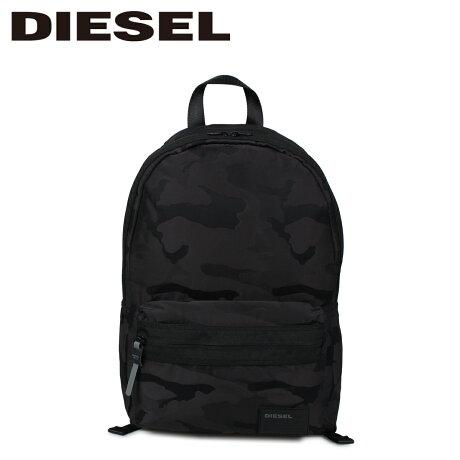 ディーゼル DIESEL バッグ リュック バックパック メンズ レディース MIRANO ブラック 黒 X06264 P2084 [9/12 新入荷]