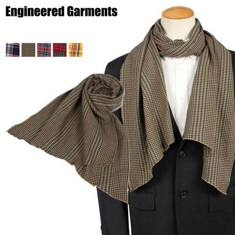 エンジニアドガーメンツ ENGINEERED GARMENTS ストール メンズ LONG SCARF 19FH001 [10/7 新入荷]