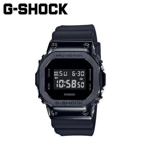 カシオ CASIO G-SHOCK 腕時計 GM-5600B-1JF ジーショック Gショック G-ショック メンズ レディース メタル ブラック 黒 [予約商品 9/13頃入荷予定 新入荷]