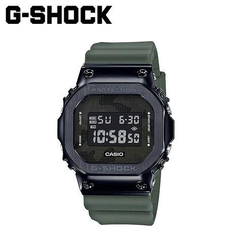 カシオ CASIO G-SHOCK 腕時計 GM-5600B-3JF ジーショック Gショック G-ショック メンズ レディース メタル ブラック 黒 [予約商品 9/13頃入荷予定 新入荷]