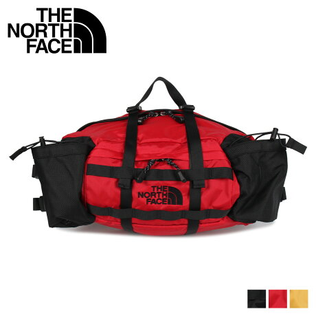 ノースフェイス THE NORTH FACE バッグ ウエストバッグ ボディバッグ デイ ハイカー ランバーパック メンズ レディース 12L DAY HIKER LUMBAR PACK ブラック レッド イエロー 黒 NM71863 [9/20 新入荷]