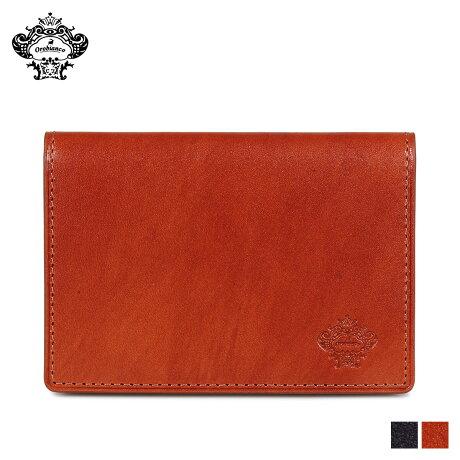オロビアンコ Orobianco パスケース カードケース ID 定期入れ メンズ 本革 PASS CASE ブラック ブラウン 黒 ORS-011308 [9/24 新入荷]