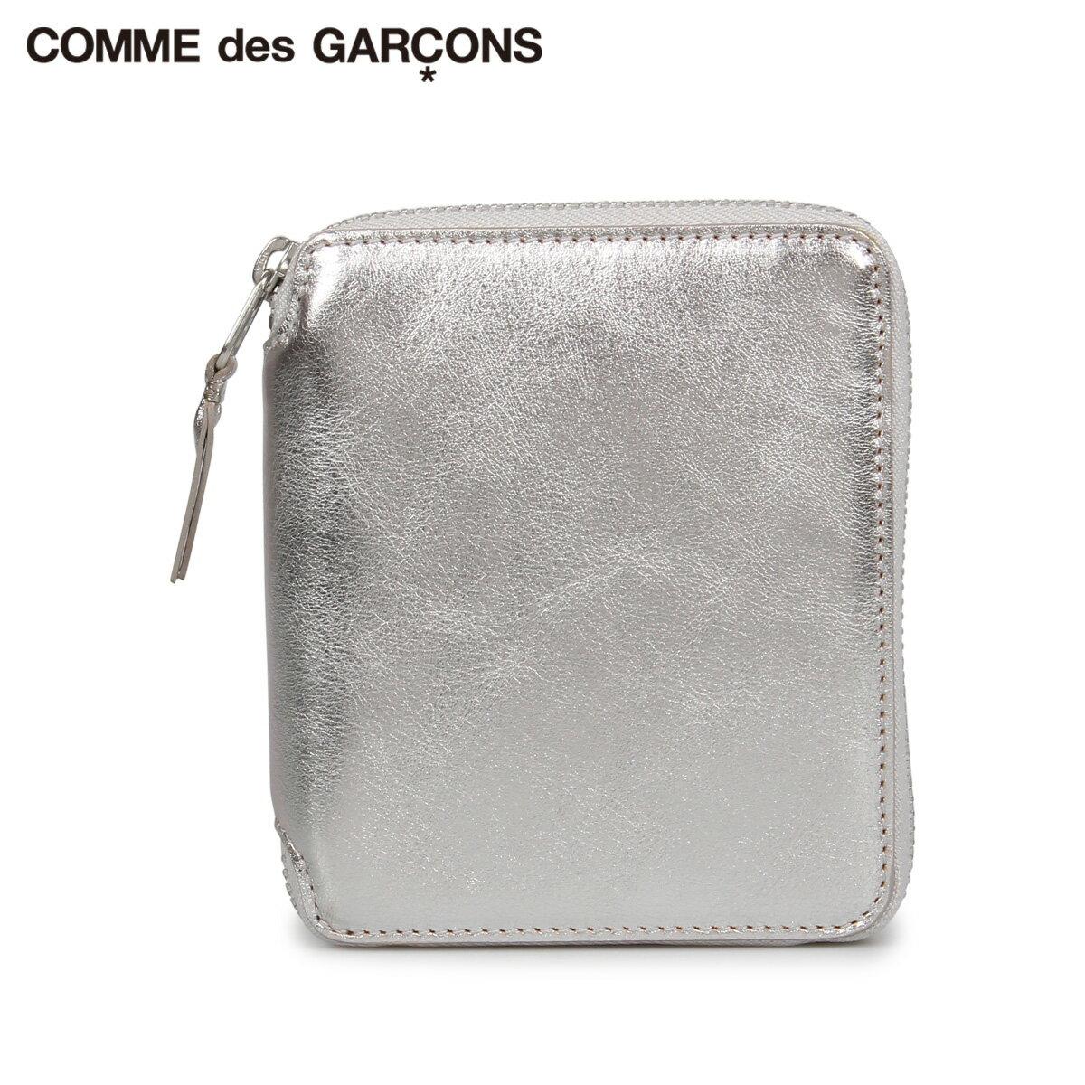 財布・ケース, メンズ財布 COMME des GARCONS GOLD AND SILVER WALLET SA2100G