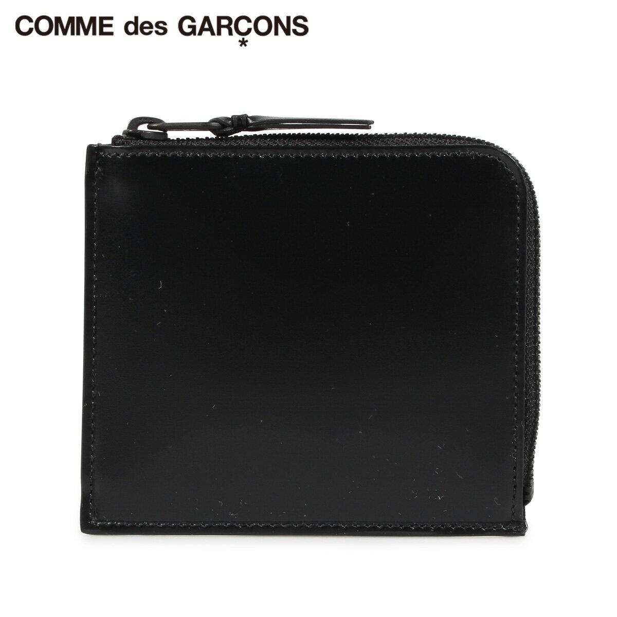 財布・ケース, メンズ財布 COMME des GARCONS L VERY BLACK WALLET SA3100VB
