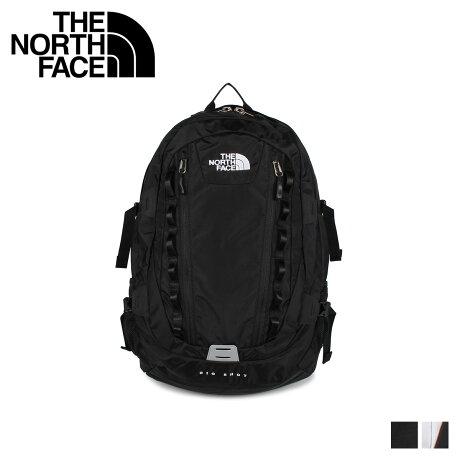 ノースフェイス THE NORTH FACE リュック バッグ バックパック ビッグショット メンズ レディース 32L BIG SHOT CLASSIC ブラック ホワイト 黒 白 NM71861 [9/20 新入荷]