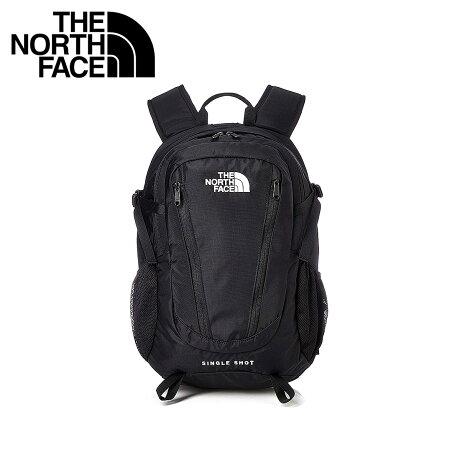 ノースフェイス THE NORTH FACE リュック バッグ バックパック メンズ レディース シングルショット 23L SINGLE SHOT ブラック 黒 NM71903 [予約商品 9/20頃入荷予定 新入荷]
