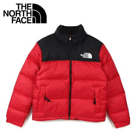 THE NORTH FACE ノースフェイス 1996 ジャケット ダウンジャケット レトロ ヌプシ レディース WOMENS 1996 RETRO NUPTSE JACKET レッド NF0A3XEO