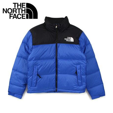 THE NORTH FACE ノースフェイス 1996 ジャケット ダウンジャケット レトロ ヌプシ レディース WOMENS 1996 RETRO NUPTSE JACKET ブルー NF0A3XEO
