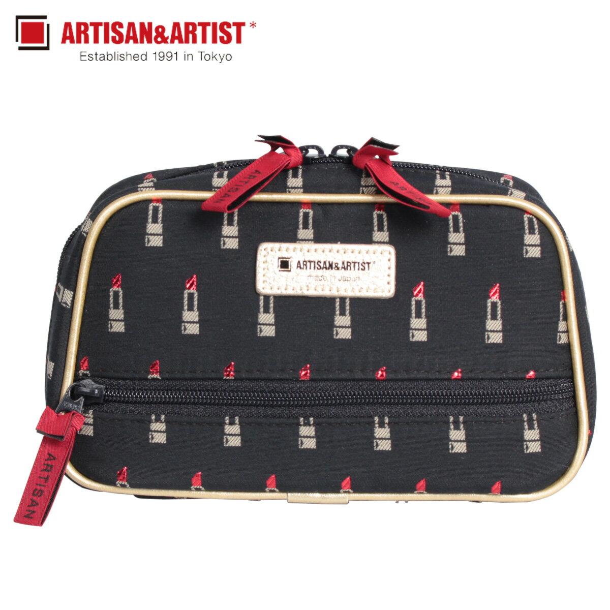 レディースバッグ, 化粧ポーチ ARTISANARTIST SUB POUCH WITH TISSUE CASE 9WP-LI117