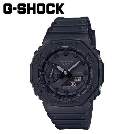カシオ CASIO G-SHOCK 腕時計 GA-2100-1A1JF ジーショック Gショック G-ショック メンズ レディース ブラック 黒 [予約 1/18 再入荷予定]