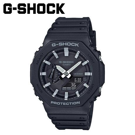 カシオ CASIO G-SHOCK 腕時計 GA-2100-1AJF ジーショック Gショック G-ショック メンズ レディース ブラック 黒 [予約 1/18 再入荷予定]