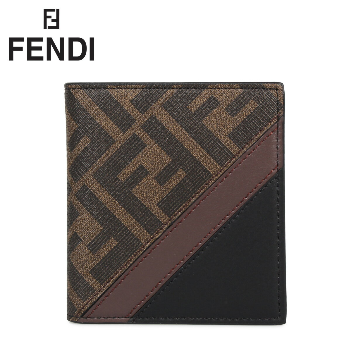 FENDI(フェンディ)『二つ折り財布(7M0274A9XSF199B)』