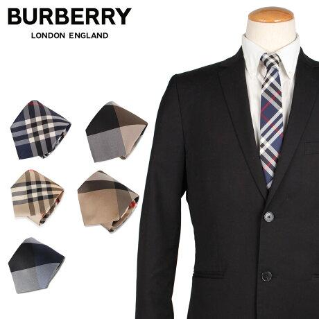 BURBERRY バーバリー ネクタイ メンズ TIE シルク 結婚式 イタリア製