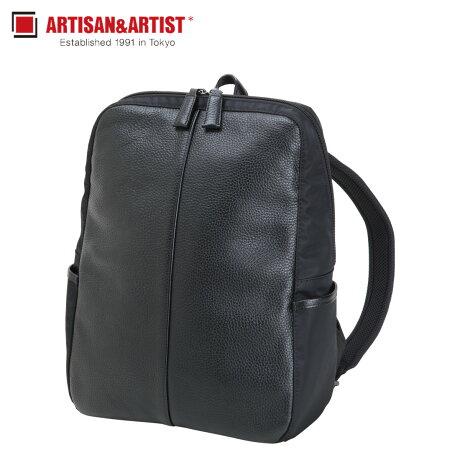 アルティザン&アーティスト ARTISAN&ARTIST リュック バッグ バックパック レディース SIGN OF TIMES ブラック 黒 5WB-KL750 [1/30 新入荷]