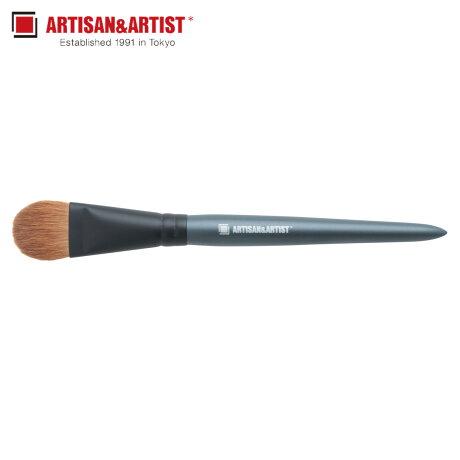 アルティザン&アーティスト ARTISAN&ARTIST メイクアップアップ アーティスト&プロフェッショナルズ ブラシ メイクブラシ 化粧ブラシ レディース MAKEUP ARTIST&PROFESSIONALS グレー 7WM-PF04 [1/30 新入荷]